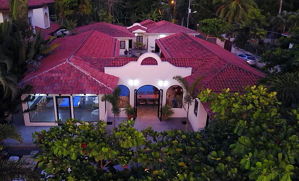 Beachfront Vacation Rental House In Jaco Costa Rica