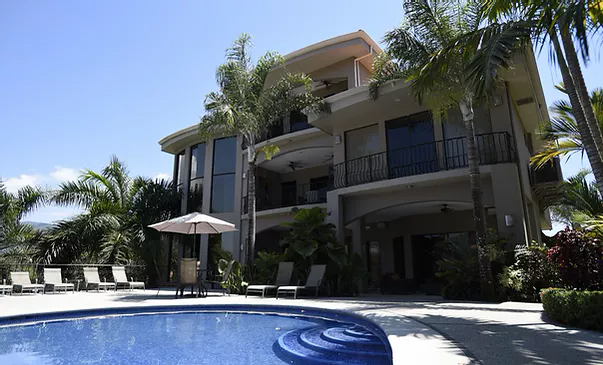 bachelor party mansion