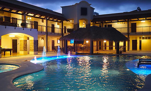 Bachelor party vacation rental house and hotel in Jaco Costa Rica